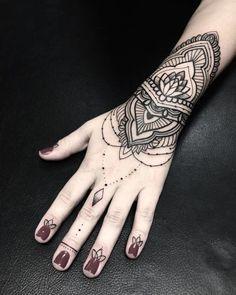 Hand Tattoo Hand Tattoos Hand Tattoos For 0