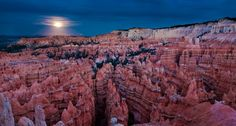 Bryce Canyon National Park, US National Parks