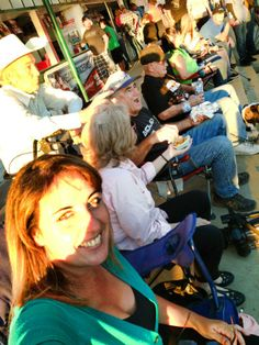 At the Race Tracks.. Will family