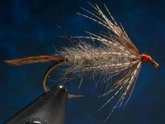 Double Soft-Hackle with partridge feathers Fishing Life, Gone Fishing, Best Fishing, Fishing Stuff, Fishing Rods, Fishing Tackle, Nymph Fly Patterns, Fly Tying Patterns, Trout Fishing Lures
