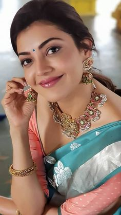 Kajal Agrawal hot Images and Photos of all time. South industry leading Actress Kajal Agrawal movies are so popular. She is a beautiful and leading Actress Beautiful Girl Indian, Most Beautiful Indian Actress, Beautiful Girl Image, Beautiful Saree, Beautiful Gorgeous, Beautiful Women, Beautiful Bollywood Actress, Beautiful Actresses, Beautiful Heroine