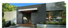 Helsink Modern House Plans, New Home Designs - Metricon Homes - Melbourne