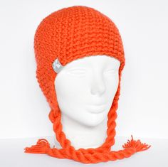 Design Your Own Peruvian Style Tassel Beanie