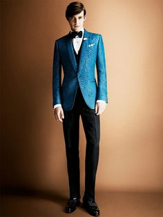 TOM FORD MENSWEAR FALL/WINTER 2013/14 COLLECTION