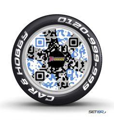 TxT (Japan) Custom QR Code by SETQR http://www.setqr.com