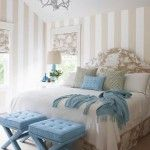 Luscious style: Bedrooms