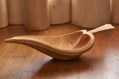 Bird bowl by Derek Brabender