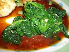 Make and share this Chinese Style Spinach recipe from Genius Kitchen.