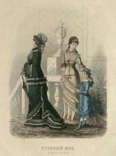 Tygodnik Mód 1877