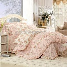 Wholesale Bed In a Bag - Buy 100% Cotton Korean 4pcs Bed Sets Reactive Printing Bedding Sheets Comforter Duvet Cover Princess Bedclothes Bedspread for Home Textile, $65.0 | DHgate