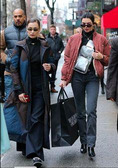Models Off Duty: Kendall Jenner, Bella Hadid & Friends