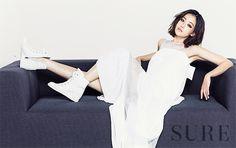 2014.07, SURE, Oh Yeon Seo