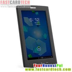 ARNOVA G-BOOK Tablet PC, 7.0 Inch, Vimicro Cortex-A8 Processor, Android 4.0, 4GB Black.