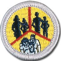Family LIfe Merit Badge-Complete 2 requirements for the Thomas S. Monson Award