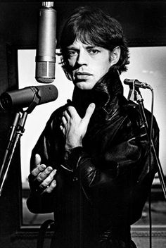 #MickJagger By Helmut Newton  http://ozmusicreviews.com/the-rolling-stones-50th-anniversary