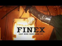 Inside FINEX Cast Iron Cookware Co. - YouTube