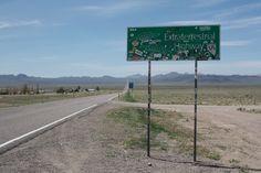 Extraterrestrial Highway (Rachel, NV): I've been alien bait!