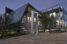 Tempe Transportation Center by Architekton in Tempe, AZ