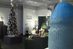 More than 400 artists from across the United States will participate in Winterfair, the 38th annual juried fair of fine art and crafts presented by Ohio Designer Craftsmen.