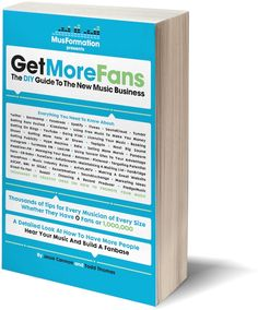 Jesse Cannon releases book; Get More Fans: The DIY Guide To The Music Business