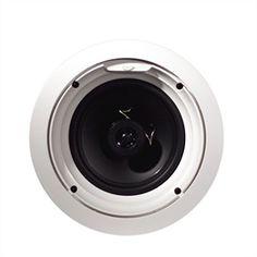 Klipsch R1650C InCeiling Speaker  White Each -- Visit the image link more details. (Note:Amazon affiliate link)