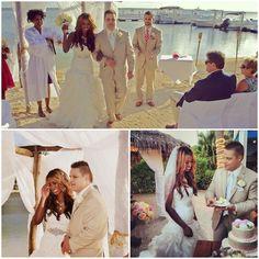 Multicultural Beach Wedding to keep you warm! Beautiful Bride @dmetho 's Cayman Island Wedding | Habesha Wedding | Abesha Ethiopian Wedding |