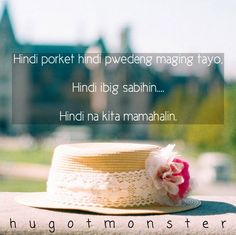 For Hugot Quotes, like HugotMonster on Facebook :))       -A.S Hugot Quotes, Tagalog Quotes, Hugot Lines, Funny Humor, Poems, Facebook, Funny Humour, Poetry, Verses