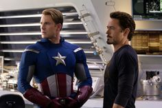 Just pick a male Avenger. Any male Avenger.    11 New Inductees For The Handsome Men's Club In 2013