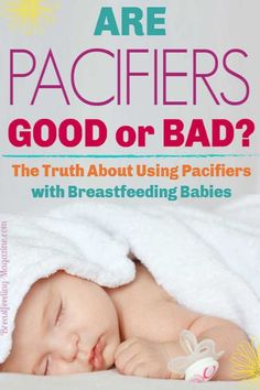 Are pacifiers bad for breastfeeding babies? The 5 best pacifiers for breastfed babies as voted by visitors to avoid nipple confusion and calm your baby fast. # Breastfeeding Newborn Are Pacifiers Bad for Breastfeeding Babies? Best Pacifiers, 5 Month Old Baby, Breastfeeding Accessories, Kids Fever, Before Baby, Baby Massage, Baby Development, Baby Hacks, Baby Tips