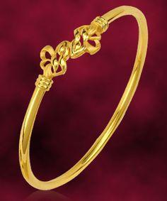 Find Gold Bangles at Tajonline, wide range of Gold Bangles available for sale, buy Gold Bangles in India today. Plain Gold Bangles, Gold Bangles For Women, Mens Gold Bracelets, Gold Ring Designs, Gold Bangles Design, Gold Mangalsutra Designs, Bridal Bangles, Gold Jewelry, Jewellery