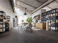 dialma brown cucina stile industriale callesella