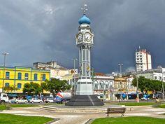 Praça do Relógio (Praça Siqueira Campos) - Belém do Pará | Flickr