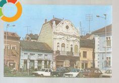 CARTE POSTALA - ROMANIA- LUGOJ-CENTRUL VECHI - necirculata foto