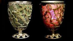 Recrean la nanotecnología del cristal que cambiaba de color en la Antigua Roma – RT