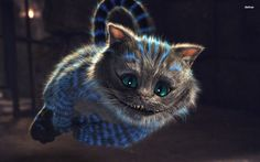 Cheshire cat - alice in wonderland 2010 Lewis Carroll, Tim Burton, Cute Wallpapers, Hd Wallpaper, Scary Wallpaper, Disney Wallpaper, Phone Wallpapers, Cheshire Cat Wallpaper, Cheshire Cat Alice In Wonderland
