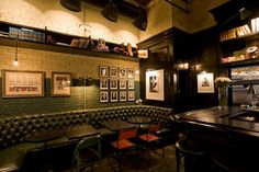 Ranger Pundit: Warren 77: Sean Avery's Tribeca bar/restaurant