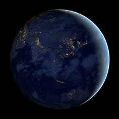 Inde, Extrême-Orient et Australie (octobre 2012)