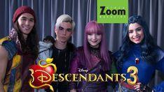 """Na última semana, a Disney Channel dos Estados Unidos, compartilhou através das suas redes sociais, que a franquia """"Descendentes"""" ganhará o terceiro filme da série. A nova produção, será exibida pelo canal, em 2019."""