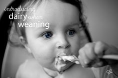 Introducing dairy can be daunting when weaning your baby. But our handy tips and recipes mean introducing dairy to your weaning baby could not be easier!