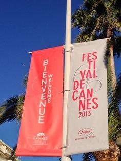 La Ville de Cannes se prépare pour son 66e Festival -  66th Film Festival Cannes © Ville de Cannes 2013
