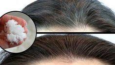 Tengo 50 años y no tengo ni una cana en mis cabellos después de usar este único ingrediente. | Salud con Remedios