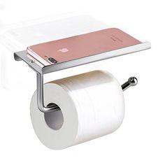 Toilet Paper Holder with Shelf - Heavy Duty Bathroom Tiss... https://www.amazon.com/dp/B074GM3WXN/ref=cm_sw_r_pi_dp_U_x_uvkGAbXX8NYPM