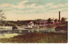 Water Works, Danville, Ill.