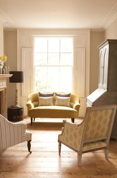 Bring the Sunshine in with Yellow in the Home | Kate Forman
