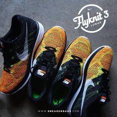 huge discount 9f729 da1fc  nike  nikeflyknit nikelunar  nsw  flyknit  sneakerbaas  baasbovenbaas Nike  Lunar Flyknit