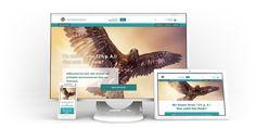 Corporate Design, Marken Logo, Web Design, Things To Do, Creative, Design Web, Brand Design, Website Designs, Site Design