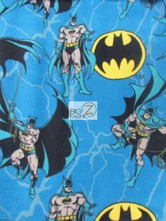 Camelot Fabrics Fleece Printed Fabric / DC Comics Batman All-Over / Sold By The Yard - Batman/DC Comics Polar Fleece Fabric - Fleece + Fleece Prints Fabric - Products Cotton Fleece, Fleece Fabric, Im Batman, Polar Fleece, Dc Comics, Printing On Fabric, Fabrics, Yard, Prints