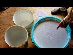 Soap Making, Icing, Plates, Tableware, Diy, Soaps, Food, Youtube, Ideas