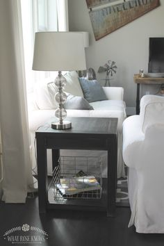 Living Room Tour plus How We Saved On Living Room Furniture