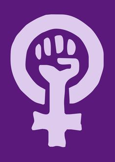 Woman Power Logo (The women's movement often co-opted symbols from the Black Power movement of the to use in order to further the cause of women. This symbol was especially prominent amongst radical feminists and black feminists. Feminist Patch, Feminist Art, Feminist Tattoo, Feminist Theory, Feminist Quotes, Power Logo, Feminist Movement, Intersectional Feminism, Women In History